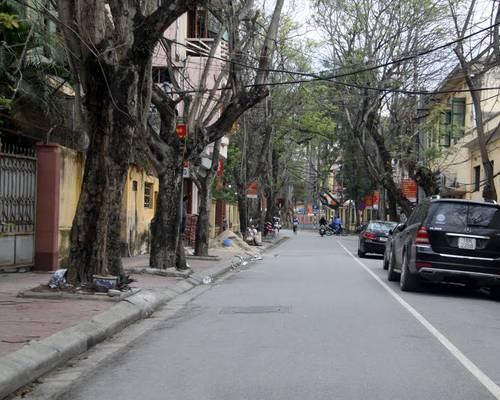 Cho thuê nhà mặt đường Hồ Xuân Hương, Hồng Bàng, Hải Phòng