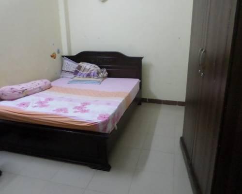 Cho thuê nhà quán thánh   đặng dung 50m2 1 khách, 1 ngủ, 1 bếp đủ tiện nghi giá 5 trth