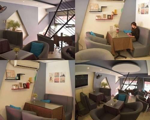 Sang nhượng quán cafe đẹp mặt phố Trần Đại Nghĩa diện tích 180m2