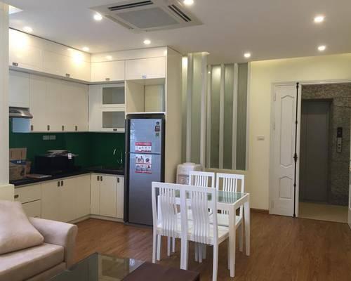 Cho thuê căn hộ dịch vụ đủ đồ Trần Quốc Toản mới đẹp