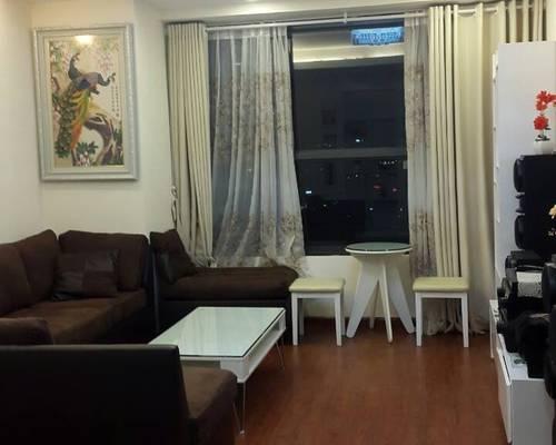 Cho thuê căn hộ chung cư cao cấp Starcity Lê Văn Lương, 2 ngủ, đủ đồ, 15tr/tháng