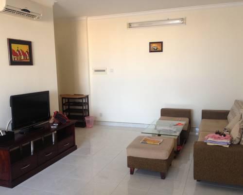 Cần cho thuê gấp căn hộ Minh Thành Quận 7, Dt : 88 m2, 2PN, Có Nội Thất