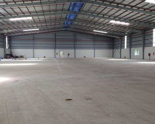Cho thuê xưởng mới 2800 m2 tại Hải Phòng