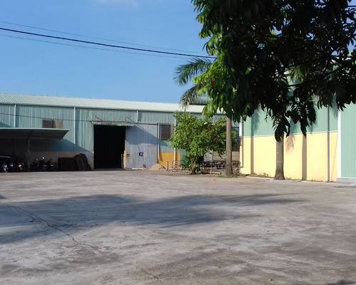 Cho thuê kho xưởng sản xuất khu vực ngoại thành
