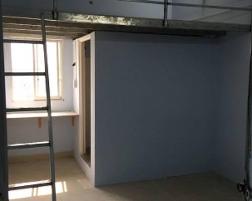 Phòng trọ cao cấp có gác, kệ bếp, đường Nguyễn Văn Quá