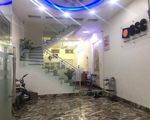 CHO THUÊ NHÀ LÔ 22 Lê Hồng phong 4 tầng, 60m2,4 phòng ngủ để ở hoặc làm văn phòng cty