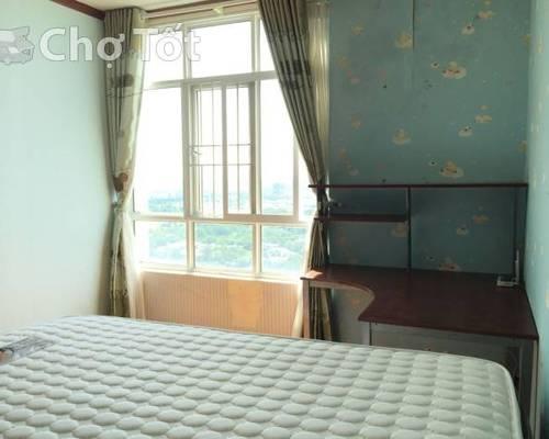 Cần cho thuê căn hộ Giai Việt Chánh Hưng Tạ Quang Bửu Quận 8, dt 115m2, 2pn, 2wc, đầy đủ nội thất, s