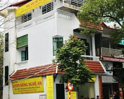 Nhà số 1 Nguyễn Sơn, 2 mặt tiền, 70m2