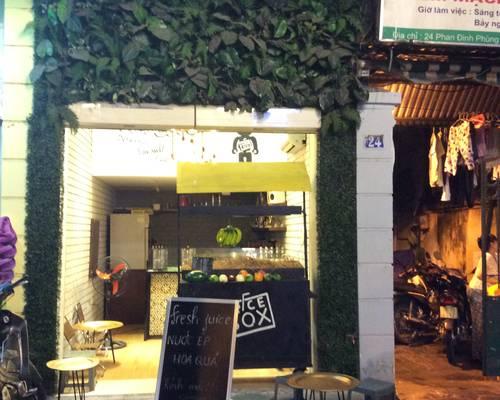 Nhượng quán cafe đồ uống 24 phan đình phùng