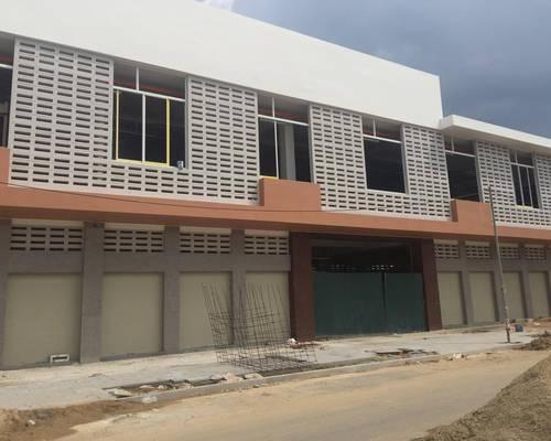 Cho thuê kiot chợ VCN Phước Hải giá chỉ từ 653.000đ/tháng