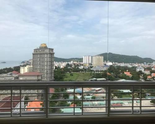 Cho thuê căn hộ nghỉ dưỡng 3pn 15I chung cư ST2 ở Vũng Tàu