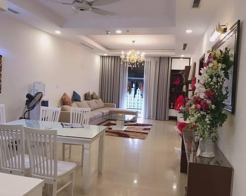 Cho thuê căn hộ chung cư cao cấp Royal city đủ đồ