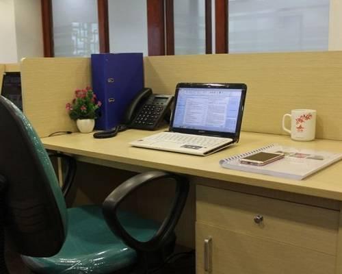 Cho thuê văn phòng trọn gói - chỗ ngồi làm việc  - Tại tòa nhà Gelex Tower, 52 Lê Đại Hành
