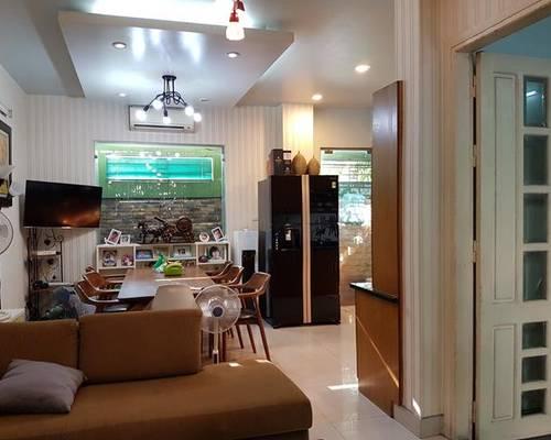 Cho thuê nhà biệt thự sân vườn phố Lạc Trung 80m2x4t có gara ô tô