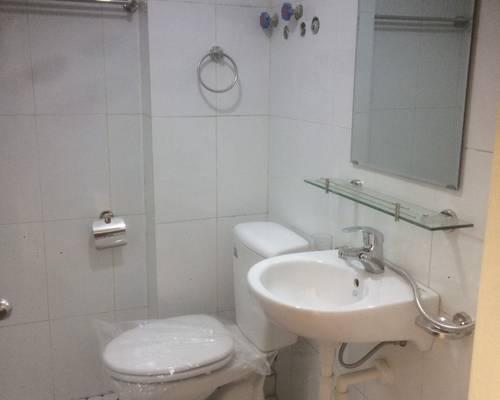 Cho thuê căn hộ khép kín mới xây xong trong tháng 11/2017, đầy đủ điều hòa, nóng lạnh, bếp, ban công