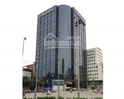 Cho thuê văn phòng hạng A tại tòa nhà Eurowindow số 2 Tôn Thất Tùng. 09.8886.5556