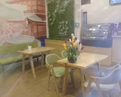 Sang nhượng quán trà sữa-cafe-fastfood 60 m2 x 5 tầng MT 8 m giá 430 triệu Đường Láng Q.Đống Đa HN