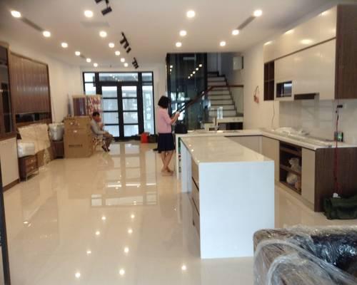 Chính chủ cho thuê biệt thự đơn lập Làng Việt Kiều Châu Âu, 250 m2 X 3 tầng