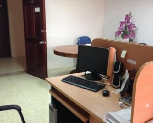 Cho thuê nhà riêng mặt đường Trần Thái Tông làm văn phòng