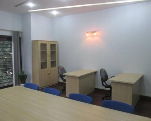 Cho thuê làm văn phòng tầng 3, 30m2, tại Trần Thái Tông, Ngân hàng Quân Đội MB Bank