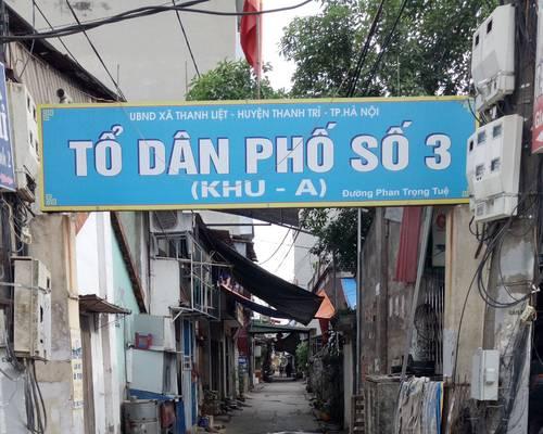 Cho thuê nhà 42m2 Đường Phan Trọng Tuệ, Thanh Trì, Hà Nội