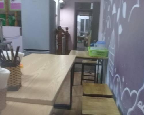 Sang nhượng quán cà phê đẹp 63 m2   gác xép   MT 3m Đường Nguyễn Trãi Q.Thanh Xuân HN