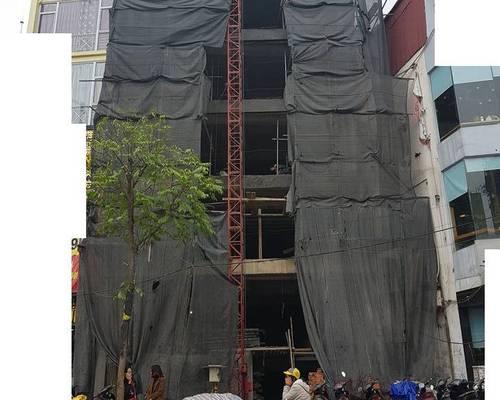 Cho thuê nhà Phố Cầu Giấy - Cầu Giấy, 230m2x5 tầng