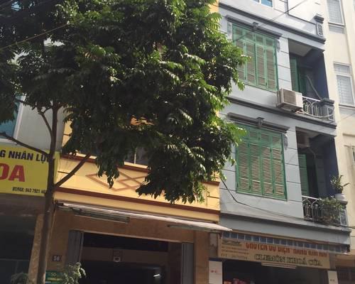 Cho thuê nhà 2 tầng x 85 m2 mặt phố Thái Hà,