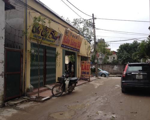 Cho thuê cửa hàng 30m2, số 2/ đường N cắt ngang đường G , HV nông nghiệp, Trâu Quỳ, Gia Lâm, Hà Nội