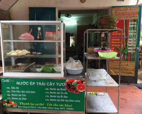 Cần cho thuê cửa hàng ăn uống khu Duy Tân . Cốm vòng