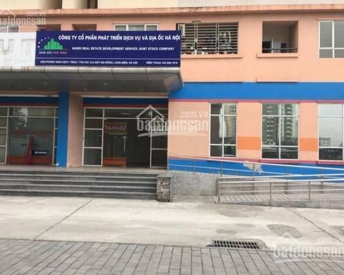 Cho thuê Mặt Bằng, Văn Phòng tòa nhà N012-3 khu đô thị Sài Đồng, quận Long Biên