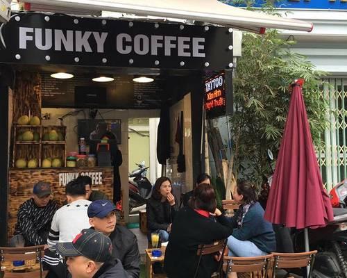 Nhượng quán cafe - nước ép kinh doanh tốt tại Quang Trung, Hoàn Kiếm, HN