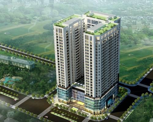 :  Cho thuê văn phòng cao cấp Central Field Tower , 219 Trung Kính, Trung Hòa ,Cầu Giấy , Hà Nội