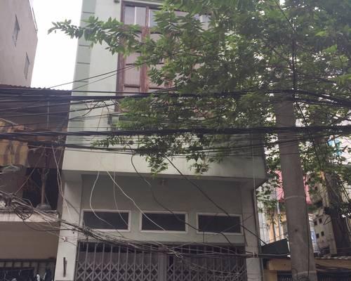Cho thuê nhà 7 tầng x 50m2 phố Nguyễn Khắc Hiếu