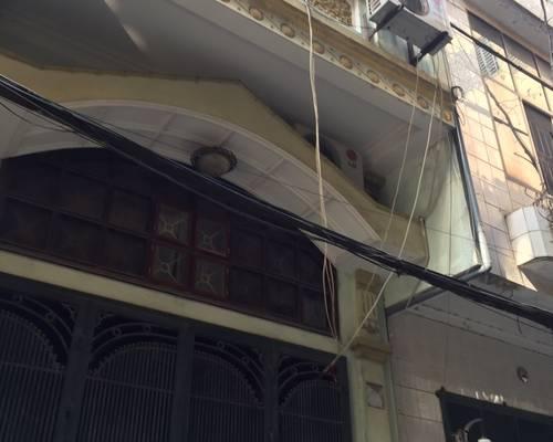 Cho thuê nhà 4 tầng x 12m2 mặt phố Tôn ĐỨc Thắng