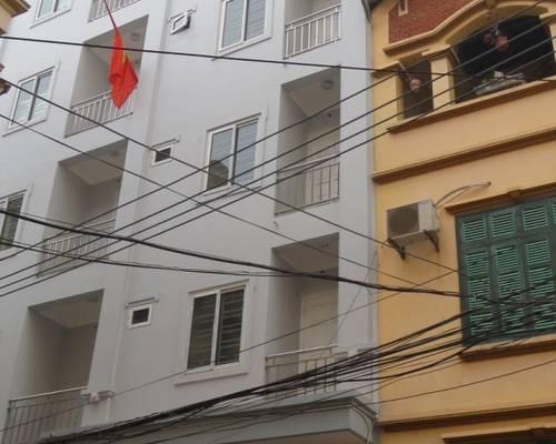 Cho thuê chung cư A15 Mai Động, Q.Hoàng Mai, Hà Nội, gần chợ Mai Động