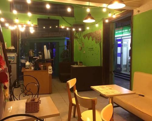 Sang nhượng cửa hàng cafe trà sữa ngõ 75 Hồ Tùng Mậu