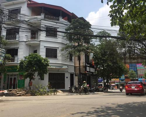 Cho thuê văn phòng kinh doanh mặt đường số 2 Văn Phú