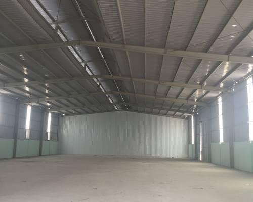 Cho thuê 2000m2 kho, nhà xưởng chính chủ tại Hà Nội, gần đường Quốc lộ 3