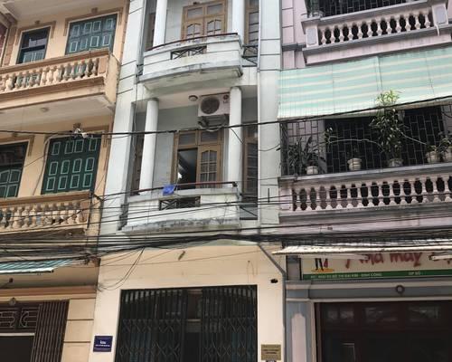 Cho thuê nhà phân lô tại 159 lô D3 khu đô thị mới Đại Kim
