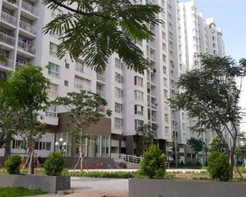 6 triệu đ/tháng được thuê căn hộ chưng cư mới xây dựng đường Nguyễn Văn Linh  gần QL 50