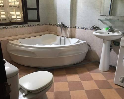 Cho thuê căn hộ dịch vụ 85m2 khu Láng Hạ-Nguyên Hồng
