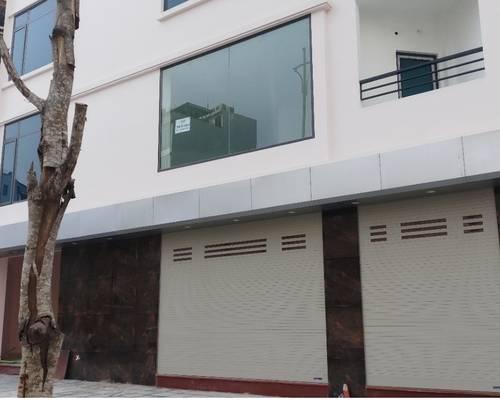 Cho thue nhà liền kề căn góc 117 m2 x 5 tầng kinh doanh