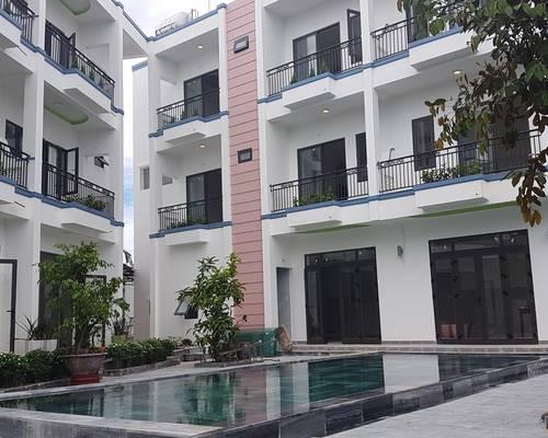 Cho thuê villa hội an cẩm thanh -  mới hoàn toàn 15 phòng view đẹp thoáng mát