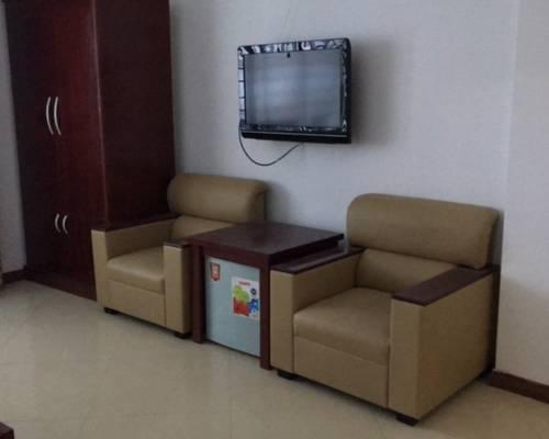 Cho thuê căn hộ đầy đủ nội thất tại ngõ 612 Đê La Thành- Giảng võ - HN