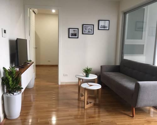 Cho thuê căn hộ 1PN Full nội thất, Khu Trung Hòa Nhân Chính, giá 9 triệu/tháng