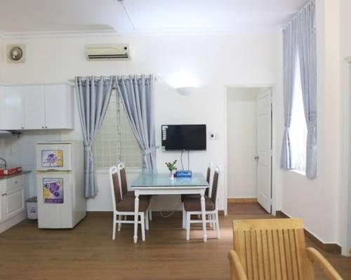 Cho thuê căn hộ dịch vụ cao cấp đường Thái Văn Lung, Quận 1: từ 30m2 đến 70m2, 1PN, đủ nội thất...