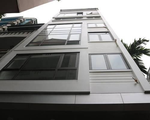 Cho thuê nhà mặt ngõ làm văn phòng - khu vực Ba Đình - Hà Nội  Miễn trung gian