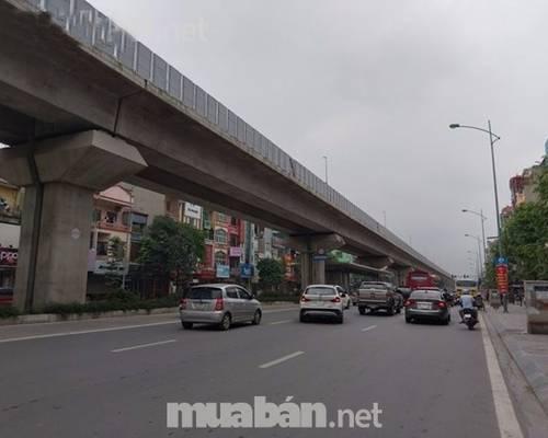 Cho thuê luôn nhà mặt phố Quang Trung Hà Đông 70m2 MT:5m x4 tầng,vị trí kinh doanh cực đỉnh