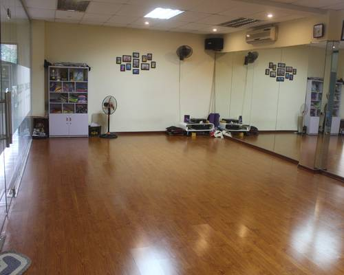 Cho thuê phòng tập yoga, zumba, sexydance, kpop dance,...